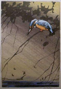 Allen William Seaby (1867-1953), Kingfisher