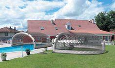 Pool-Up, l'abri design et économique