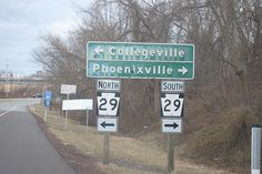 Collegeville PA. My hometown <3