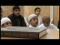 A look at the teaching and learning in two Madrasahs in Birmingham; the Zawiya Madrasah, located in an Islamic centre, and Madrasah Salafiyah, based in a mor. Religious Education, Place Of Worship, Primary School, Mosque, Beautiful Images, Islamic, Teaching, Green, Quotes