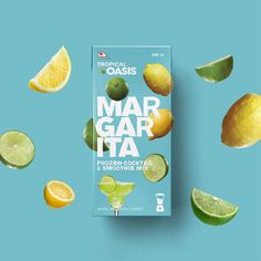 Tropical Oasis - byHAUS Fruit Packaging, Cool Packaging, Food Packaging Design, Beverage Packaging, Packaging Design Inspiration, Branding Design, Food Graphic Design, Food Poster Design, Food Design