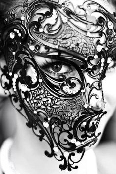 #hot #sexy #goth #masked