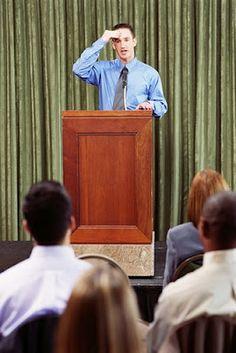 Speak & Deliver, a wonderful public speaking blog.