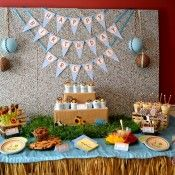 Bunch of birthday party ideas