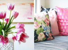 A Blogger's Rental Home full of steal-worthy DIY's – Style Me Pretty