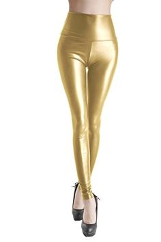 EDENKISS Women's High Waist Leather Legging Large Size Go... https://www.amazon.com/dp/B00R57DVJI/ref=cm_sw_r_pi_dp_x_ijByybHHR4A0Y