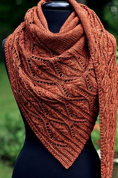 Ravelry: Tendrilly pattern by Dee O'Keefe
