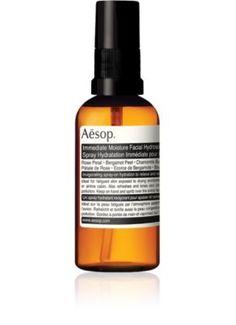 Aesop Immediate Moisture Facial Hydrosol at Barneys New York