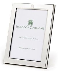 HoC Silver Plated Frame 6 x 4 inches
