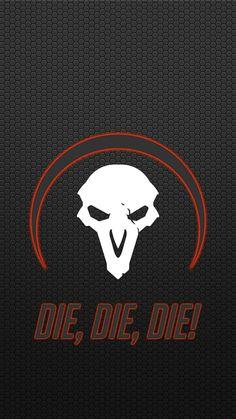 Reaper | Overwatch ♡