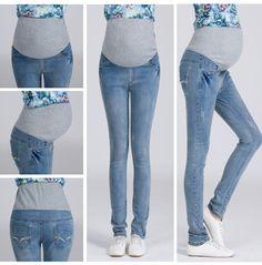 709e21cde Las 9 mejores imágenes de pantalones para embarazadas