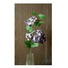 "34"""" Hydrangea Spray Lavender"