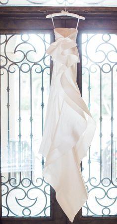 wedding dress idea; featured photographer: Hunter Ryan Photography