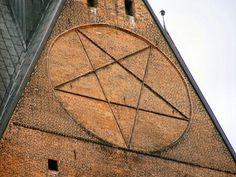 Illuminati Pentagrams Hidden in Plain Sight