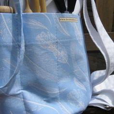 """""""Tollpihe"""" kézimunka táska - fehér- II-es típus Reusable Tote Bags, Pants, Trouser Pants, Women's Pants, Women Pants, Trousers"""
