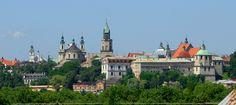 lublin - Szukaj w Google Poland, Mansions, House Styles, Google, Europe, Manor Houses, Villas, Mansion, Palaces