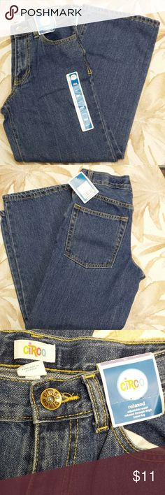 Kids Youth 5 pocket Husky Jeans - New with Tags Kids Youth 5 pocket Jeans - New with Tags Size:  8H Husky Circo Bottoms Jeans