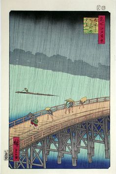 ManuneWs: Utagawa Hiroshige, l'art du voyage