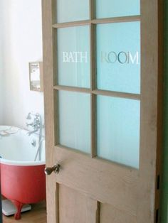Bathroom Doors With Windows pearl window film contemporary window treatments-neat alternative