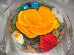 12 Amazing Pieces of 3d Jello Art (gelatine, 3d jello, jello art, artistic jello) - ODDEE
