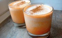 Banana Carrot and Unsweetened Vanilla Almond Breeze? MMMmmmm...