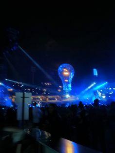 Concierto de Muse en Barcelona