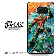 Justice League Aquaman Comic Us DEAL-6033 Samsung Phonecase Cover For Samsung Galaxy Note 7