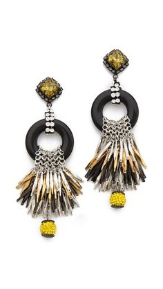 Erickson Beamon Spellbound Earrings