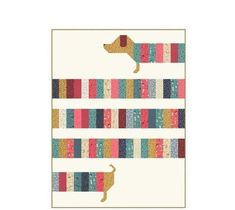 ALL-WRAPPED-UP-Moda-STACY-HSU-Quilting-Pattern-Woof-Woof-Meow-Meow-Dog