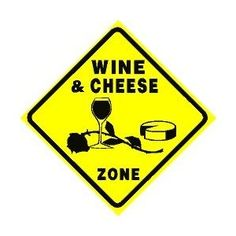Wine & Cheese Zone.  My favorite place to be!