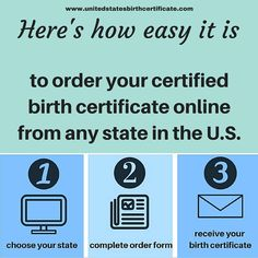 Free Resume 2018 » copy of birth certificate online   Free Resume