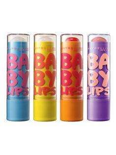 Eine sehr gute und preisgünstige Möglichkeit zu Lippenpflege sind diese Stifte.Sie sind wirklich super und riechen sehr lecker.♥ Zu kaufen:DM