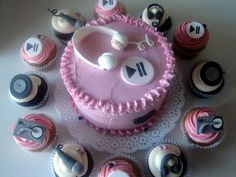 Music DJ! by All you need is Cupcakes!, via Flickr