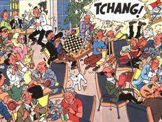 Tintin - my hero