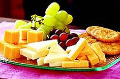 Entertaining can be stressful, so lighten the load with our Make-Ahead Cheese Tray. Made with an assortment of cheeses, buttery crackers and a savoury dip, this cheese platter is sure to save the day. Cheese And Cracker Tray, Meat And Cheese Tray, Cheese Platters, Yummy Appetizers, Appetizer Recipes, Cheese Platter Wedding, Bruschetta Recipe, Cheese Ball Recipes, Veggie Tray