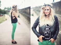 adenorah- Blog mode Bordeaux: looks