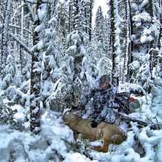 Photo: Tribe Member Shawn Macdonald - Sitka Gear I have a Sitka jacket, same kind worn by Mr. V. Putin on Siberian hunting trips. It is lovely. It makes you wish for bad weather so youcan wear it.
