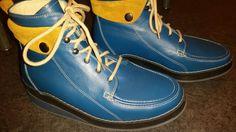 Orthopedische schoenen  met frisse kleurstelling