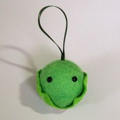 Brand new for Christmas 2014, this christmas tree decoration has been handmade and hand stitched.