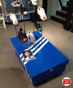 #cooldisplay #Adidas #Munich Photo by #GabriellaSimone www.futureconceptretail.com