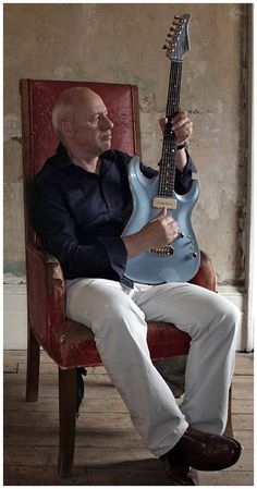 Mark Knopfler and his guitars You will love these guitar jewelry...