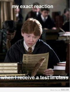 Tests in class