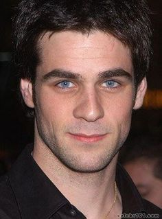 Eddie Cahill ... not a big crush, but he's the only reason I'm still watching CSI: NY