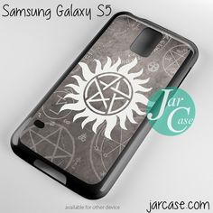 Supernatural Logo Phone case for samsung galaxy S3/S4/S5