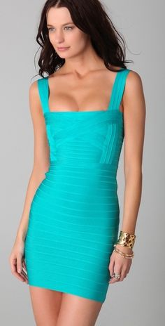 40% off Herve Leger dresses + free shipping at ShopBop