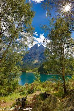 Encantats,  Parc Nacional d' Aigüestortes i Estany de Sant Maurici, Catalonia.