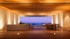 HOUSE ON A DUNE | OPPENHEIM Architecture + Design