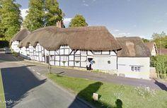 Wherwell, Hampshire, England / 51° 10.028'N  1° 26.594'W (Google Earth Street View)