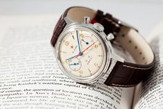 7 Beautiful Watches Under $500 – Seagull 1963 (Air force Military Watch)
