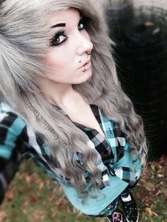 I wish there was some kind of curl for side fringe...